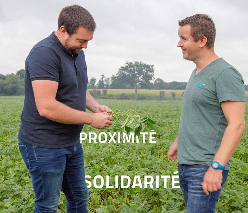 L'Ambition du groupe Eureden : Proximité et Solidarité