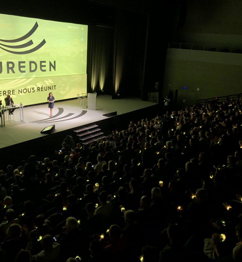 Eureden, un groupe agroalimentaire coopératif