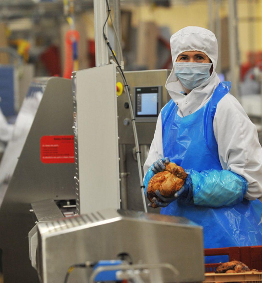 Ronsard Atelier Produits Cuits - Eureden branche viande