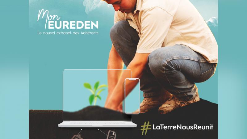 Mon Eureden, le nouvel extranet des agriculteurs coopérateurs Eureden est disponible !