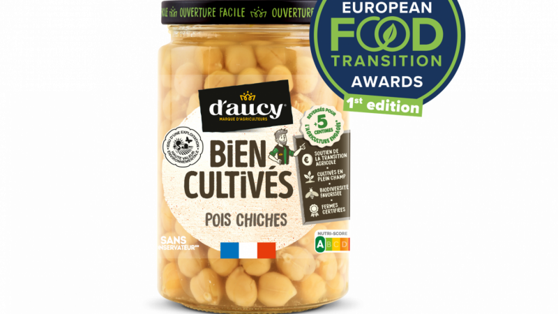 d'aucy European Food Transition Awards 2021